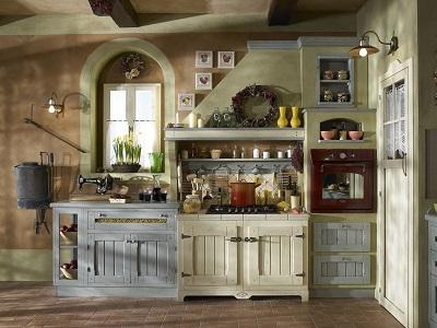 La cucina in muratura: un\'idea moderna - The Mood Post