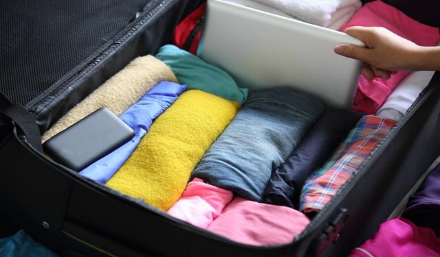 Come preparare rapidamente il bagaglio a mano the mood post - Valigia porta vinili ...