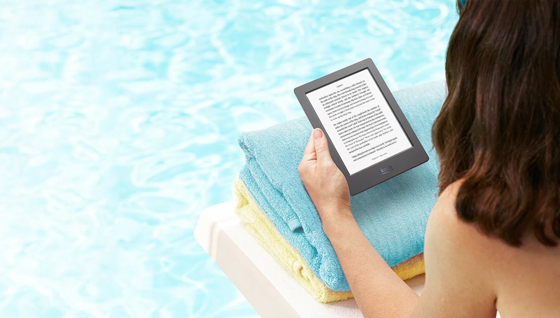 Kobo e reader waterproof